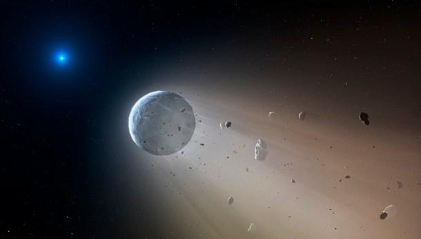 asteroides que se acercan a la Tierra