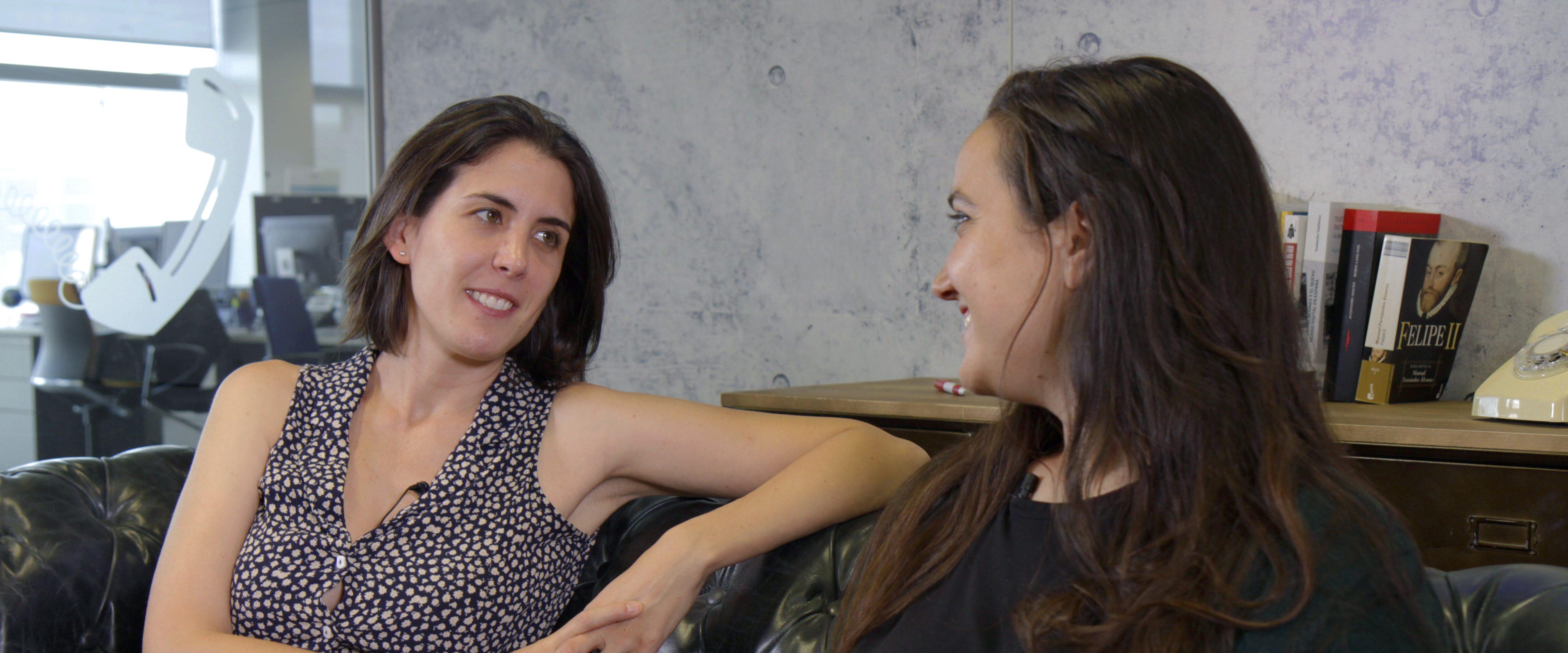 """Irene Gómez: """"Las mujeres tenemos que tener un rol importante en esta nueva era digital"""""""