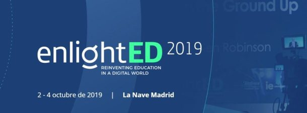 Vuelve enlightED, la conferencia mundial que debate la educación en la era digital