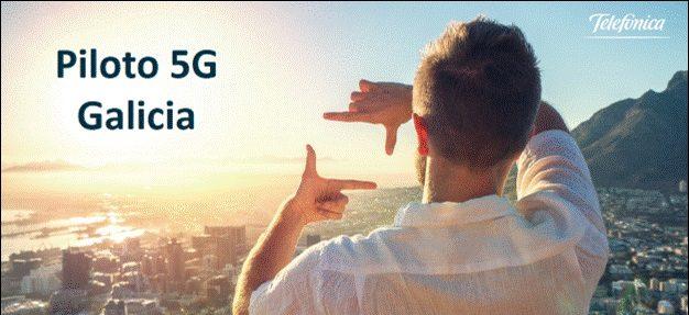 El 5G llega a Galicia de la mano de Telefónica