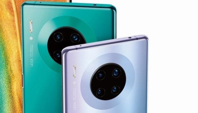 ¿Cuáles son las características de la nueva serie Mate 30 de Huawei?