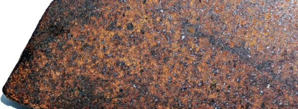 Edscottite: se confirma el descubrimiento de este nuevo mineral