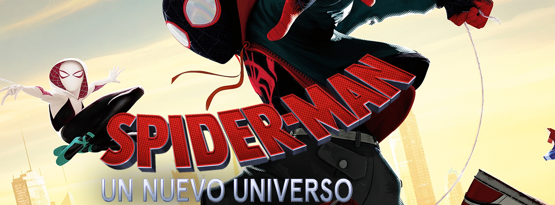 'Spider-Man: un nuevo universo' y el buen uso de la tecnología para «empeorar» la estética visual