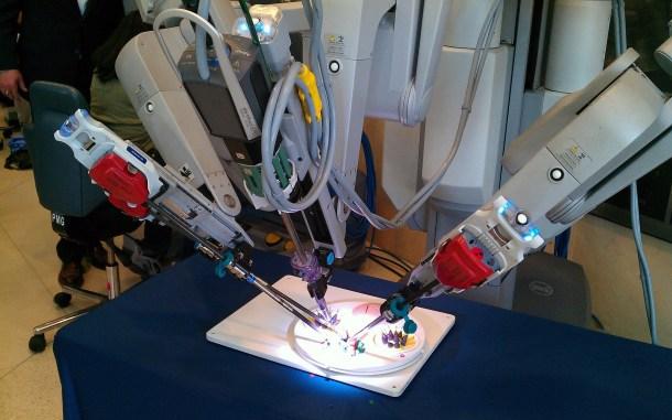 cirugías de corazón con robot