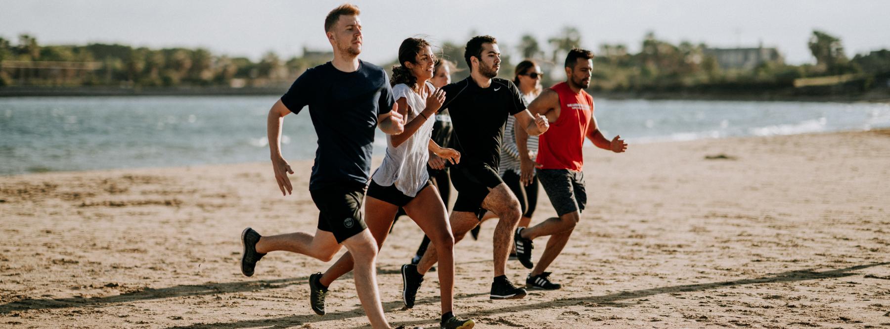 Las mejores apps para hacer deporte en grupo