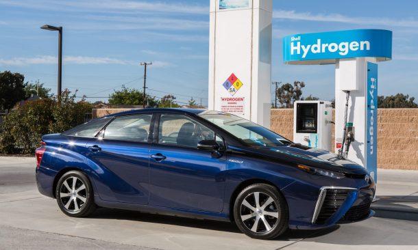 Hidrógeno de Toyota