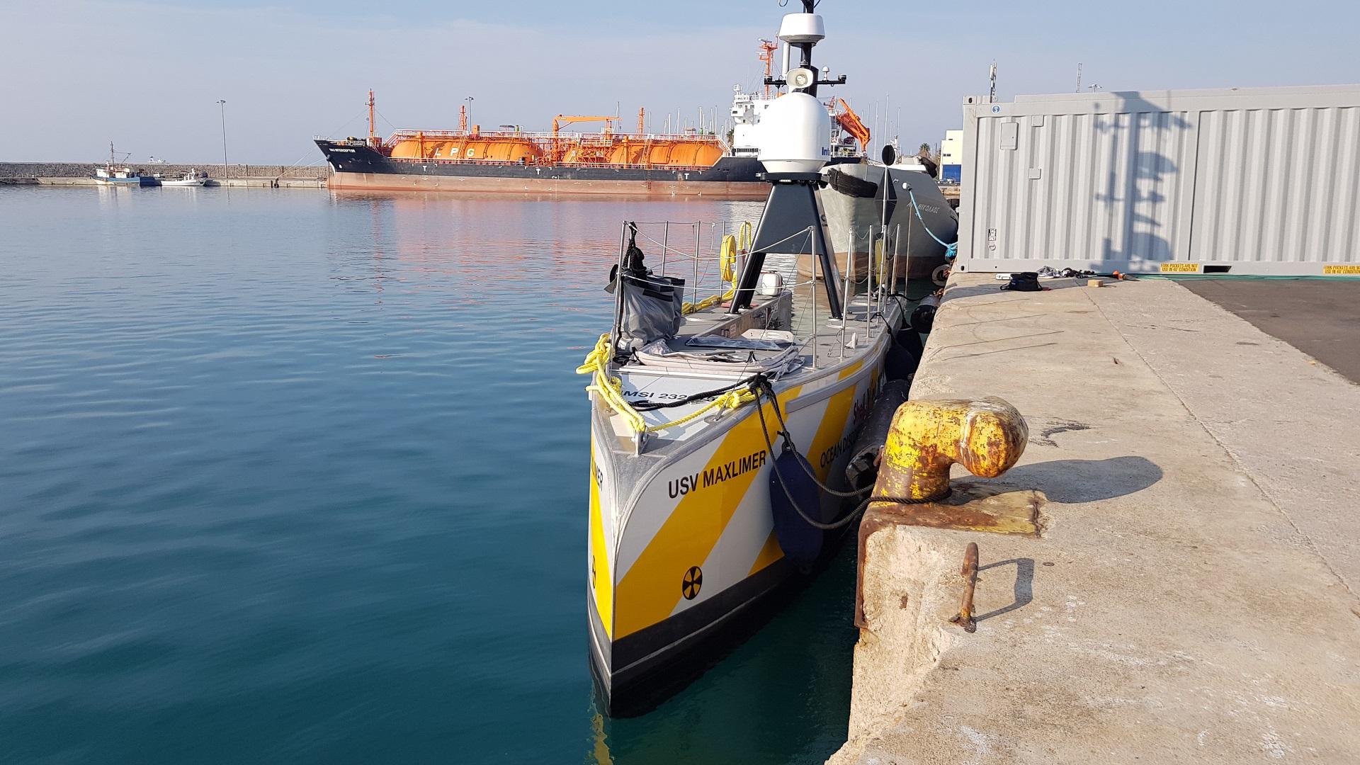 Explorar los fondos oceánicos: una tarea para barcos autónomos