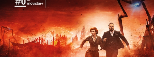 La serie de la BBC 'La guerra de los mundos' llega a Movistar+
