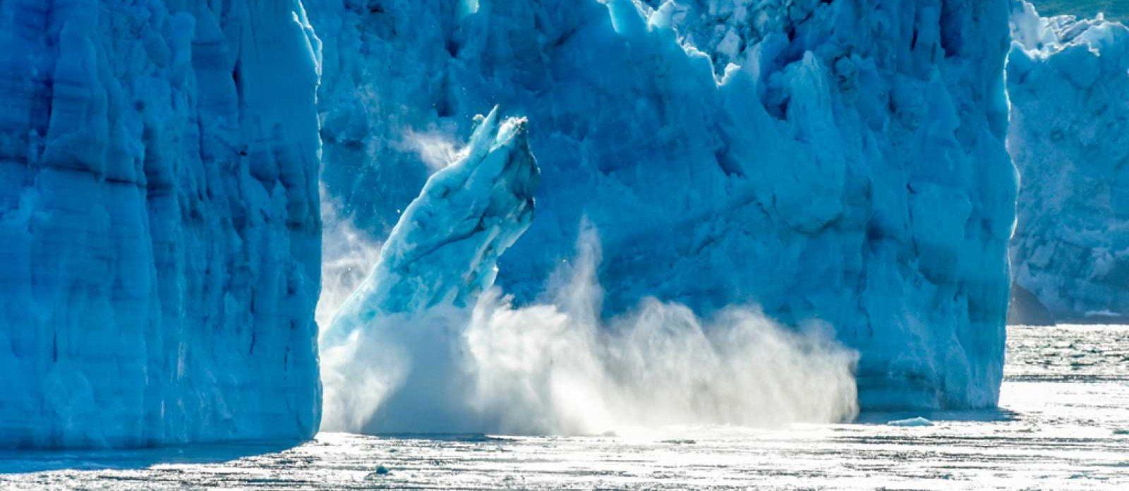 El cambio climático y el desprendimiento de icebergs: ¿hay relación entre ellos?