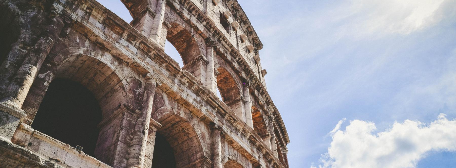 ¿Podríamos construir hoy en día El Coliseo?