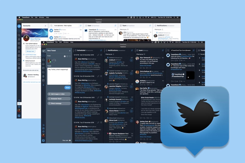 Twitter Tweetdeck