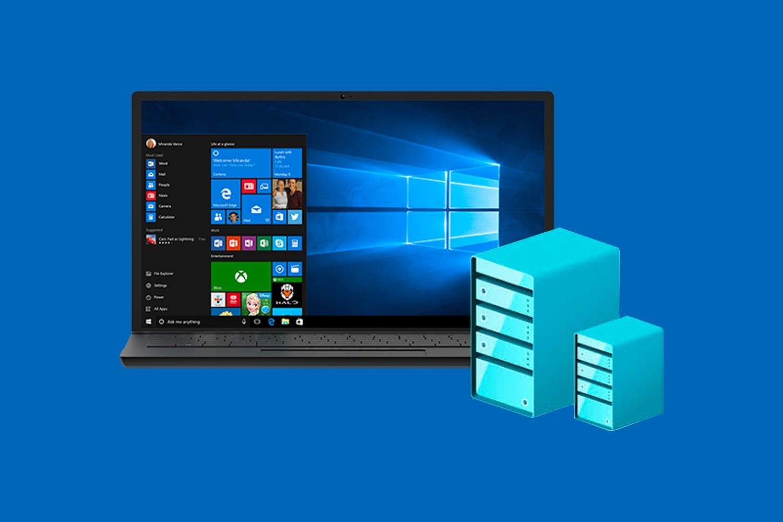 Así puedes crear una máquina virtual en Windows 10