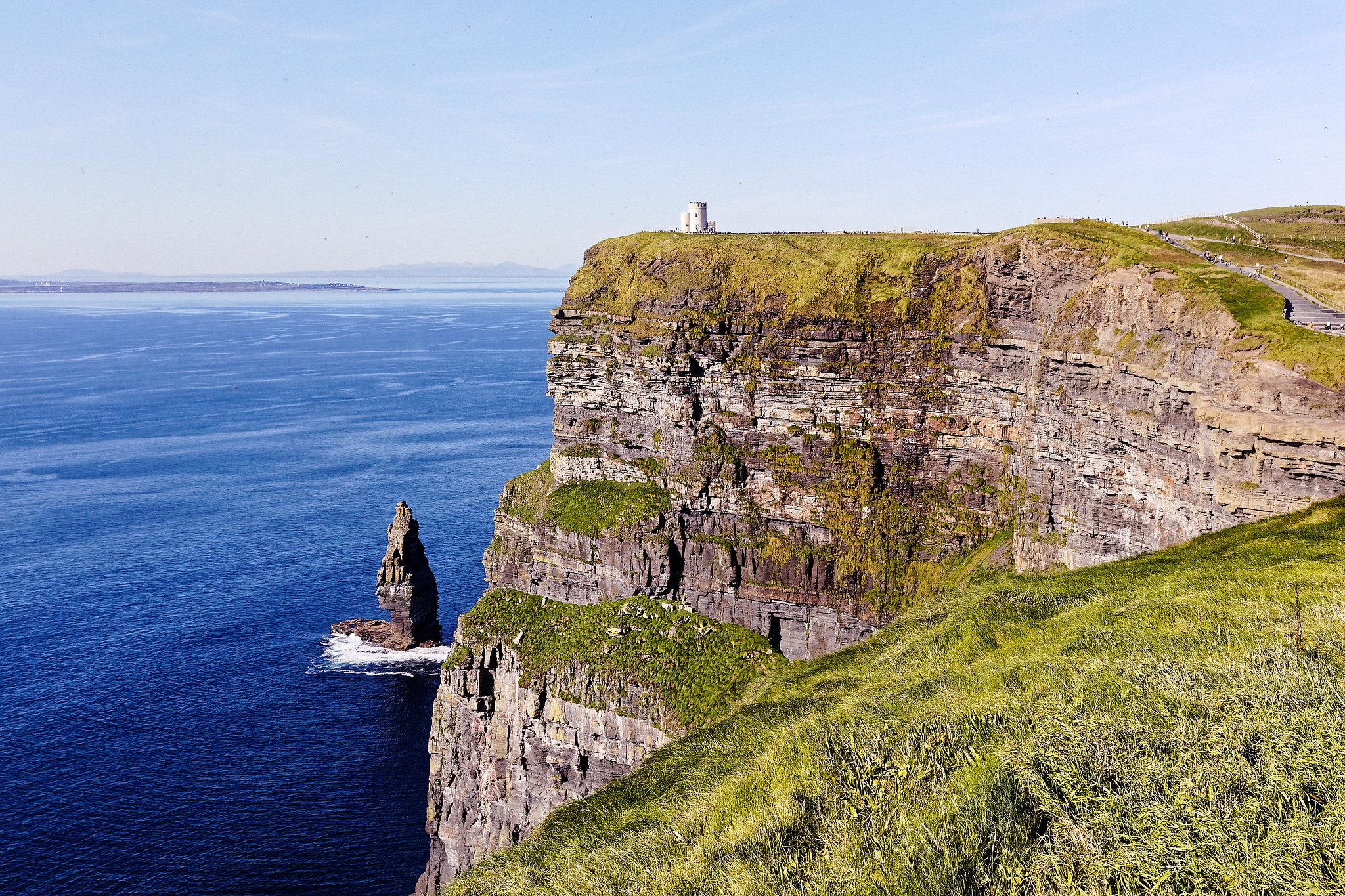 Irlanda dejará de buscar combustibles fósiles como fuente de energía