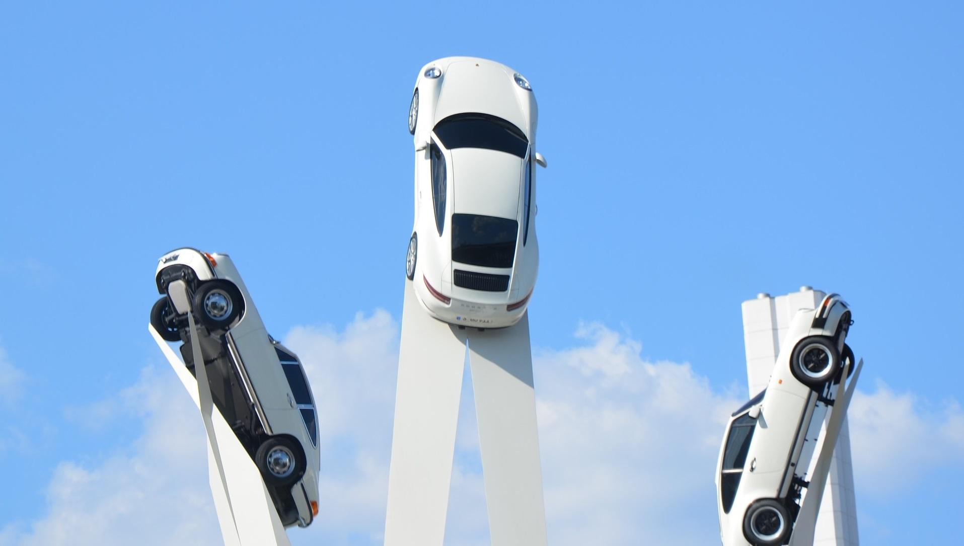 Porsche y Boeing juntos para desarrollar un coche eléctrico volador