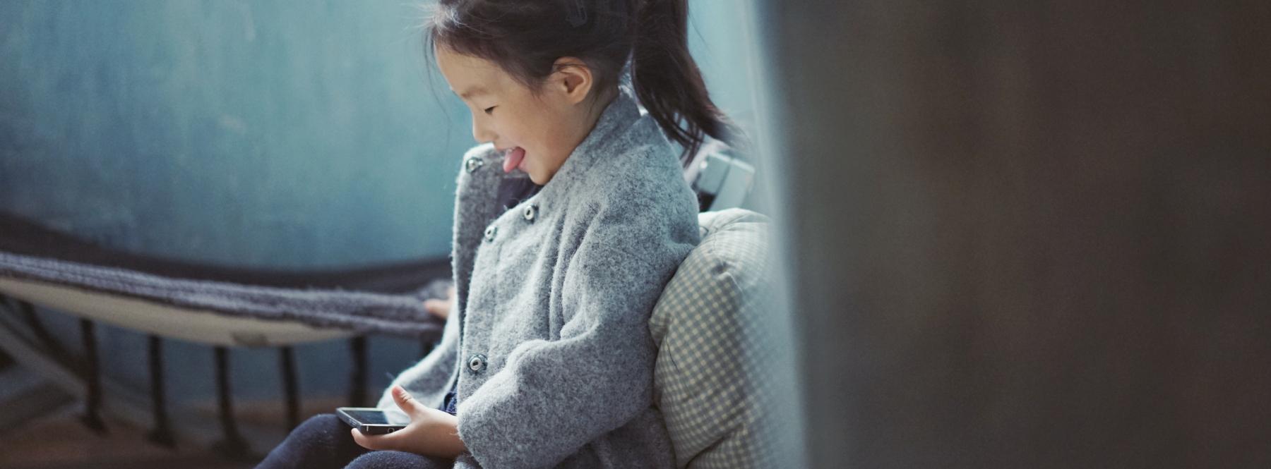 Los niños y su relación con los Asistentes Virtuales