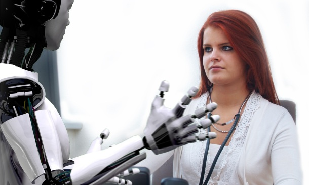 Un robot como jefe