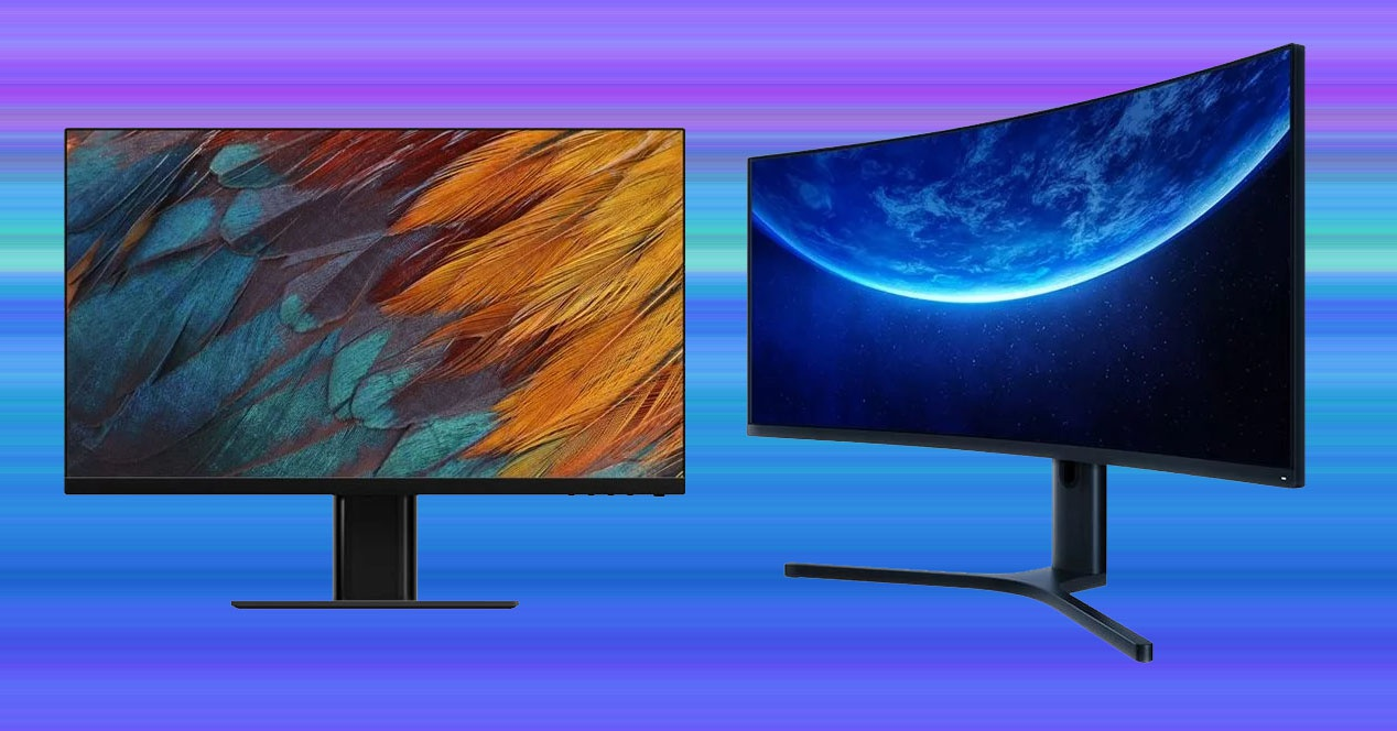 Xiaomi lanza al mercado chino dos monitores para gamers