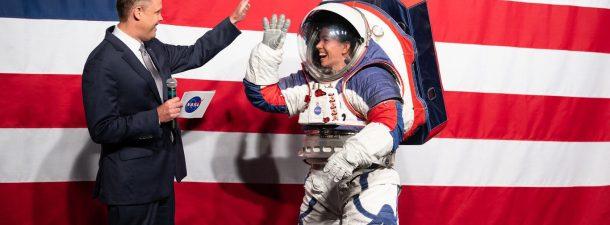 Un traje para volver a la Luna