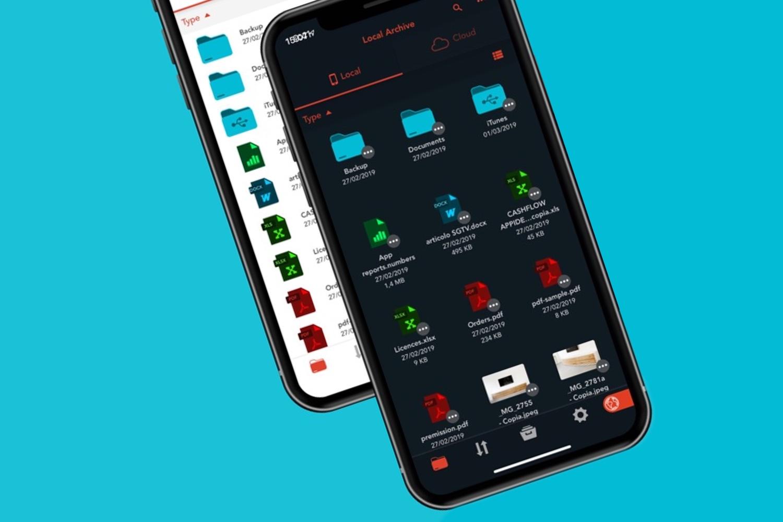 El administrador de archivos definitivo para iPhone y Android