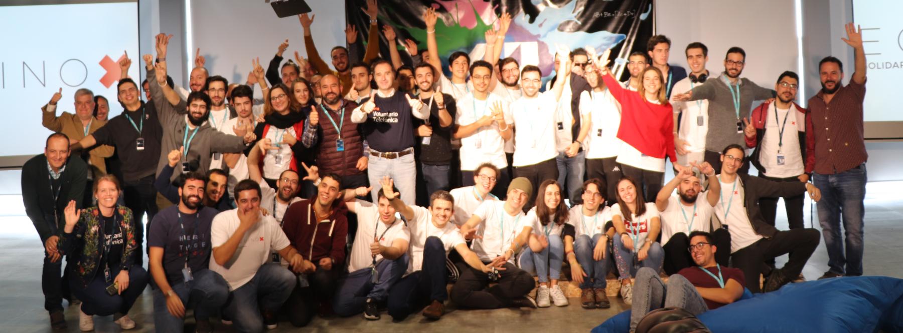 Equinox Solidario: 150 hackers se reúnen durante 24 horas para ayudar a Cruz Roja España