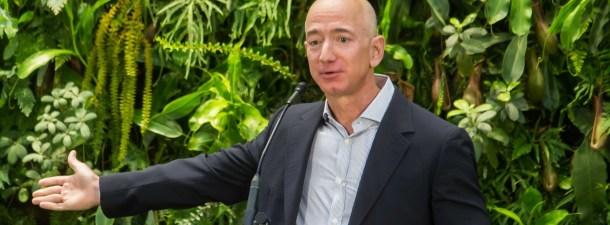 Las reuniones productivas de Jeff Bezos, fundador y CEO de Amazon