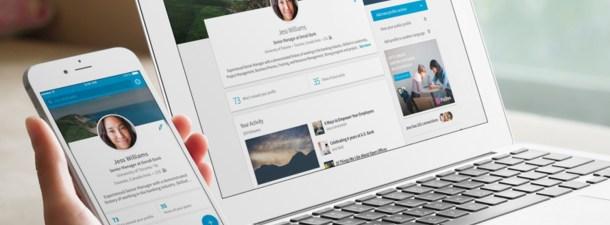 Consejos para que tu perfil de LinkedIn sea más atractivo