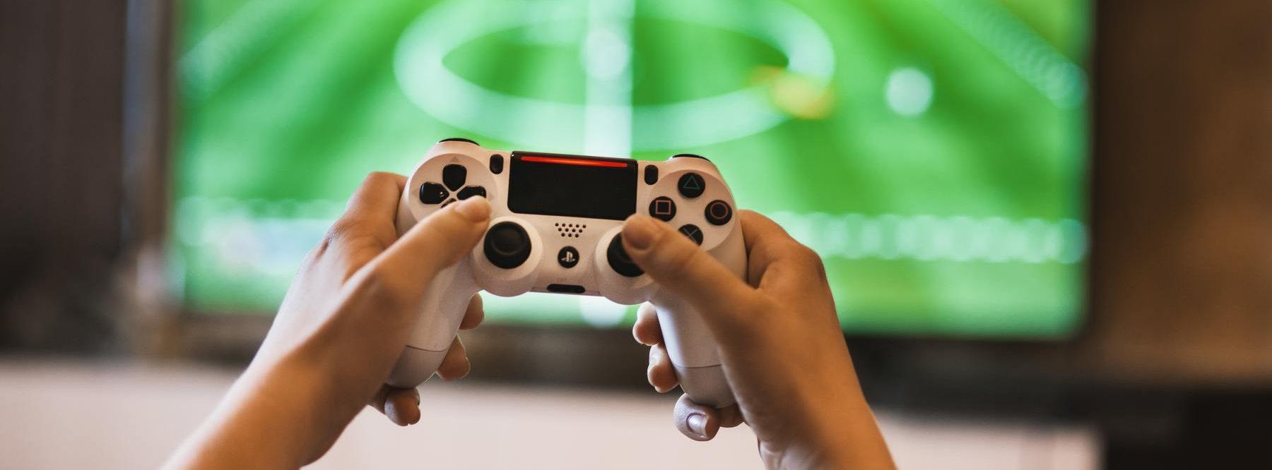 Jugar a videojuegos: una forma efectiva de combatir el estrés
