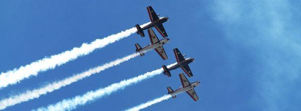 El avión y el sueño de conquistar el cielo