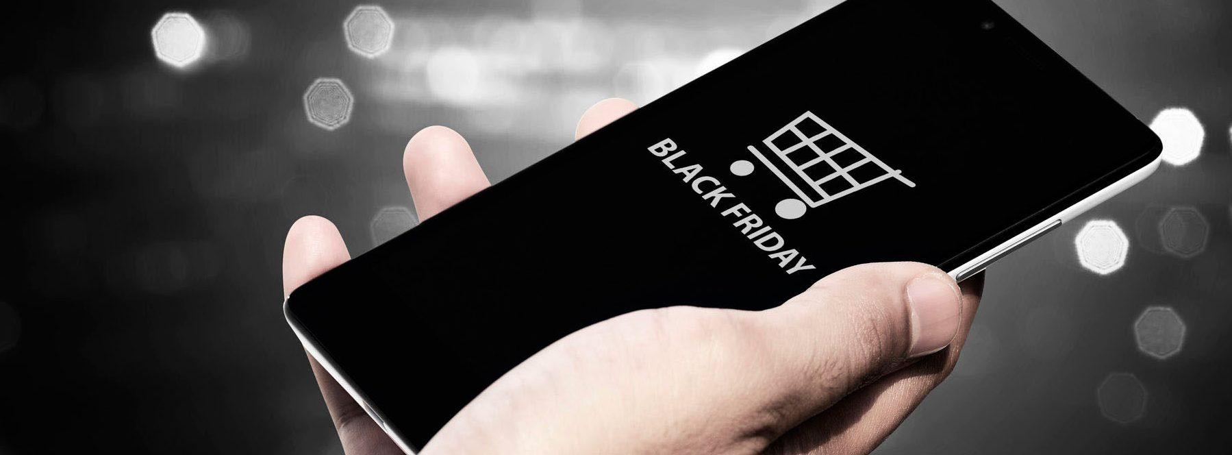 La tecnología como protagonista en el Black Friday