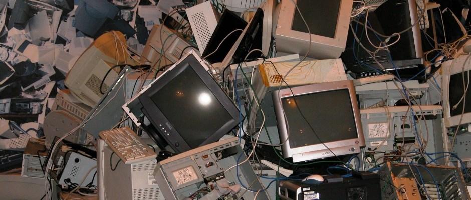 En 2019 se generó un 21% más de basura electrónica que hace 5 años