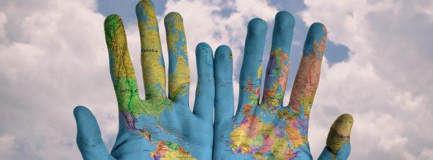 Un mapa 3D de la Tierra para recordar que estamos en peligro