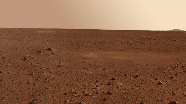 Astronautas a Marte