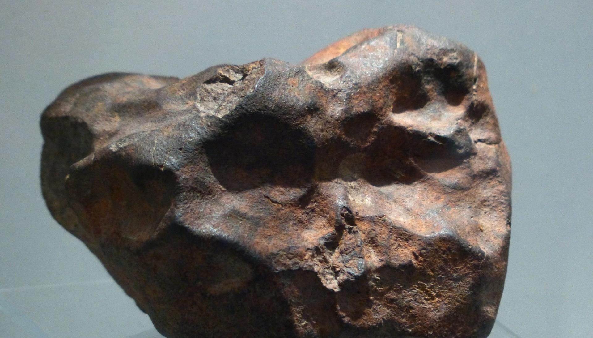 Meteoritos azucarados, pistas sobre el origen de la vida