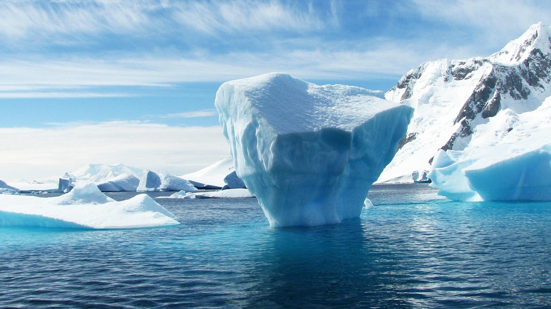 El plan de esta organización es proteger el Ártico con microesferas de vidrio