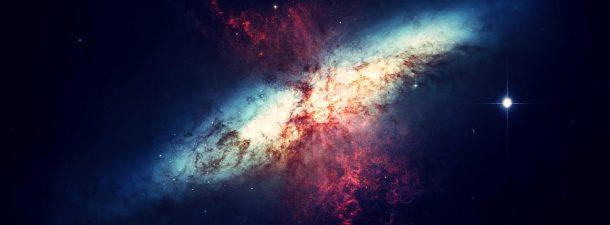 Una estrella es expulsada de nuestra galaxia por un agujero negro