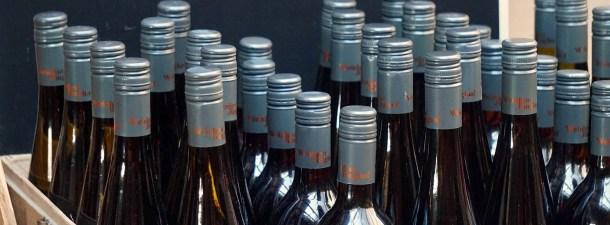 Estas 12 botellas de vino madurarán en la Estación Espacial Internacional