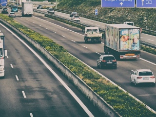 Menos accidentes de tráfico