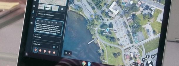 Presentaciones 3D y mapas personalizados con Google Earth