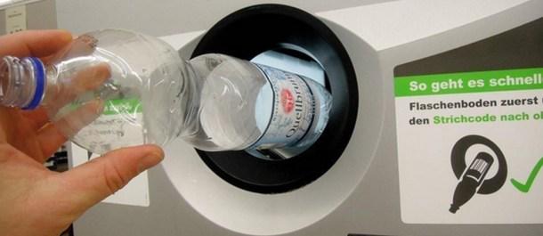Te pagan por reciclar
