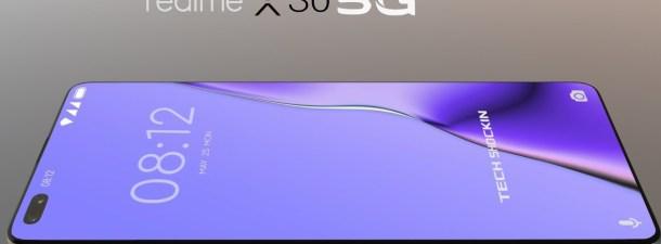 Realme lanza su primer móvil con 5G: Realme X50 5G