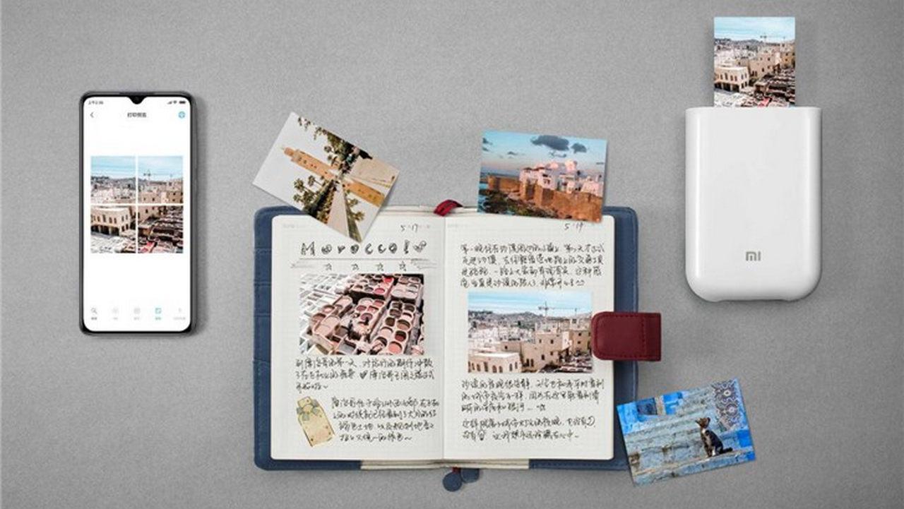 ¿Fotografías que se mueven y escuchan? Así será la nueva impresora de Xiaomi
