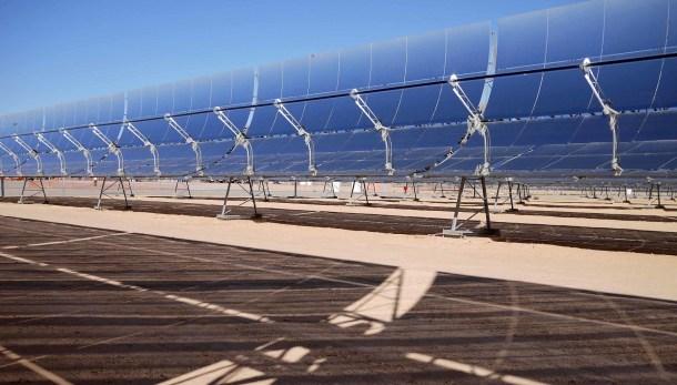 Solo usa energía solar