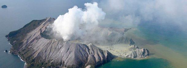 ¿Por qué nadie ha predicho la erupción del volcán de Nueva Zelanda?