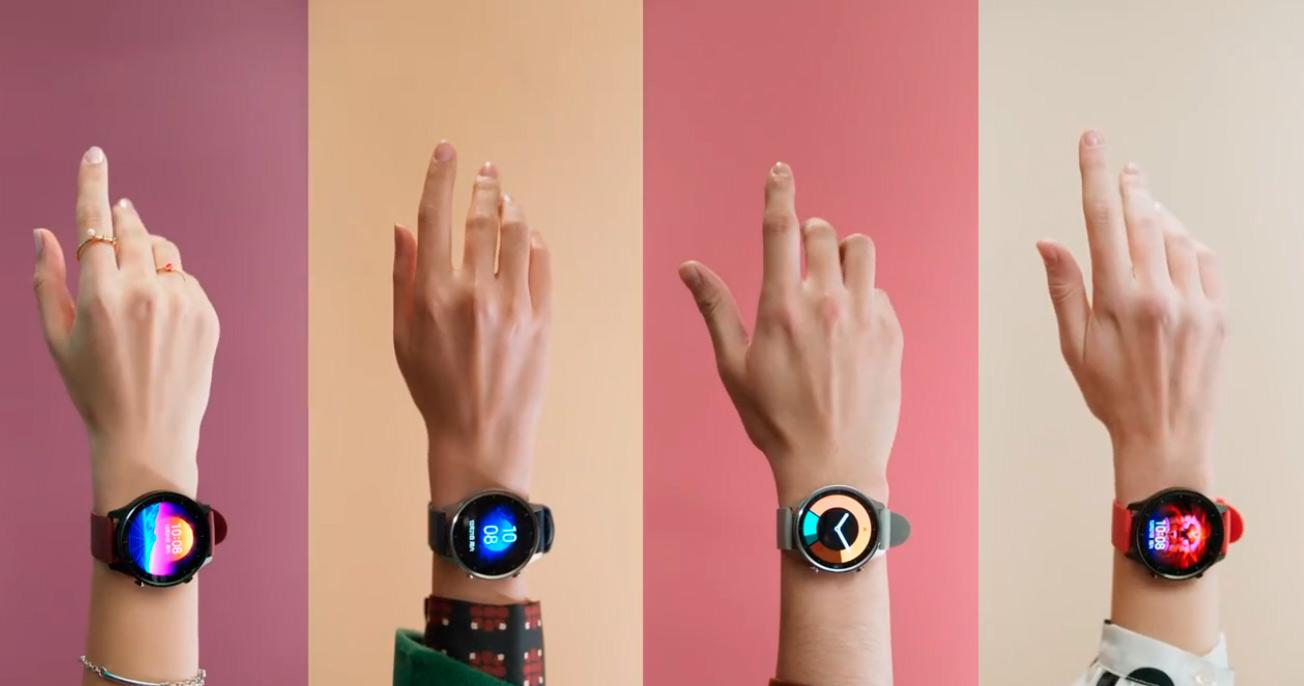 Xiaomi presenta un nuevo reloj inteligente: Xiaomi Watch Color