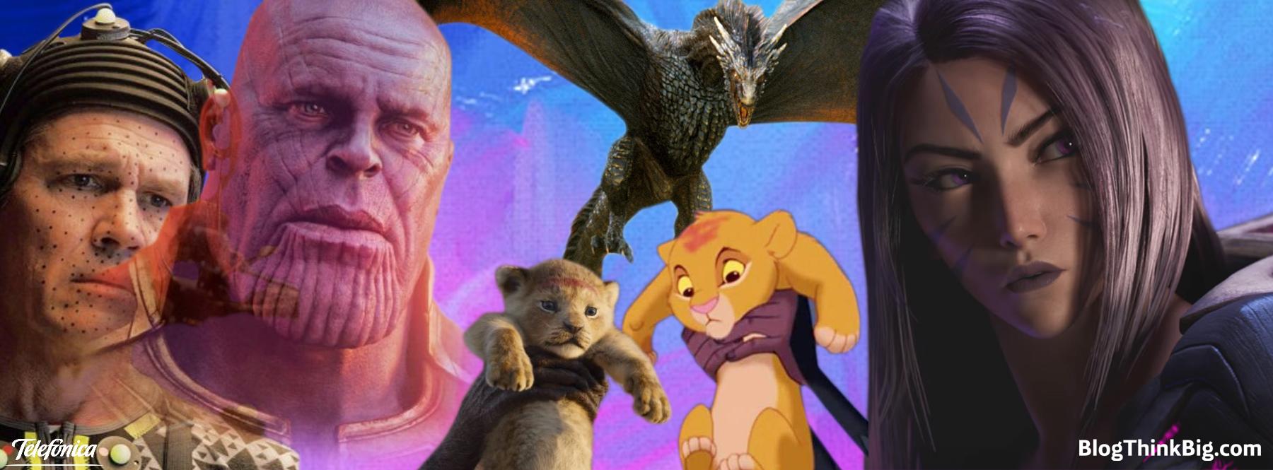 Tecnología CGI: la causa por la que el cine hace milagros