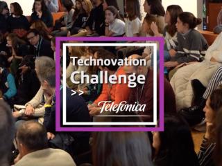Technovation Telefónica Team