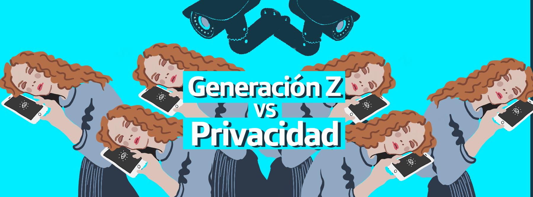 La generación Z y privacidad digital: ¿son los jóvenes cada vez más conscientes?
