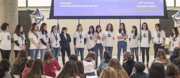 Girls Inspire Tech