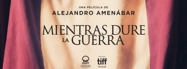 'Mientras dure la guerra', se estrena en Movistar+
