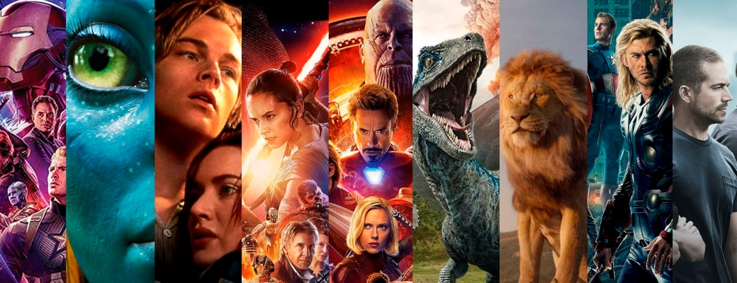 10 películas más taquilleras